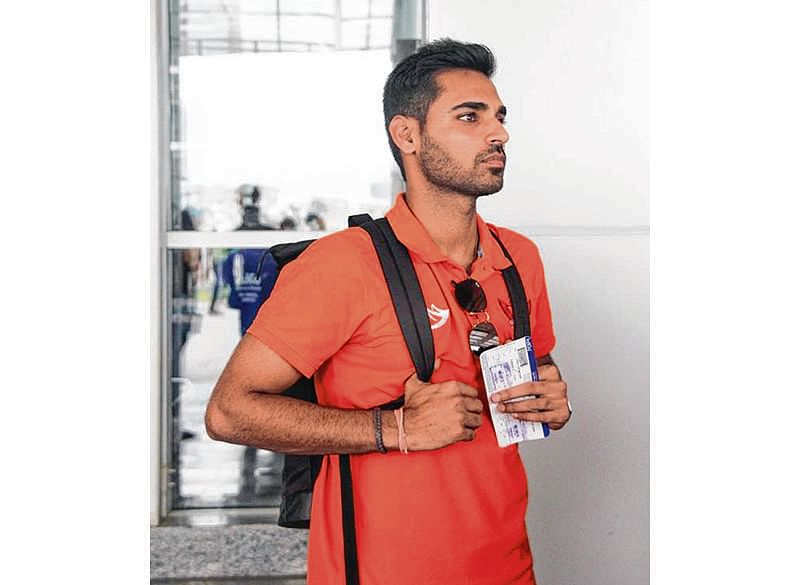 Bhuvi credits experience, better fitness for improvement