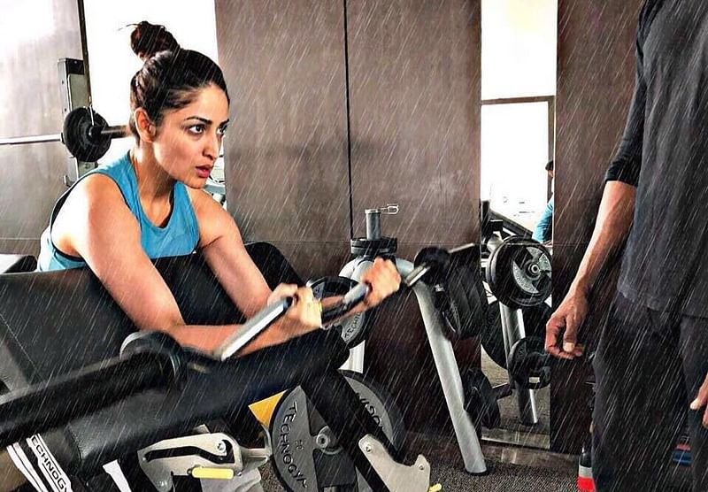 Break-up ke Side Effects: Yami Gautam fires common fitness trainer after alleged break up with Pulkit Samrat