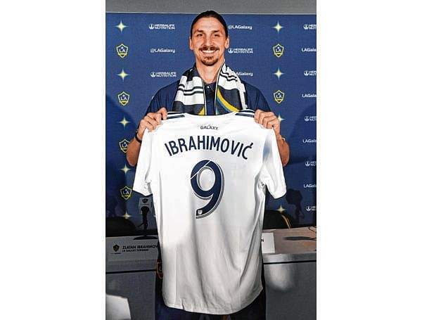 Ibrahimovic ready to conquer MLS