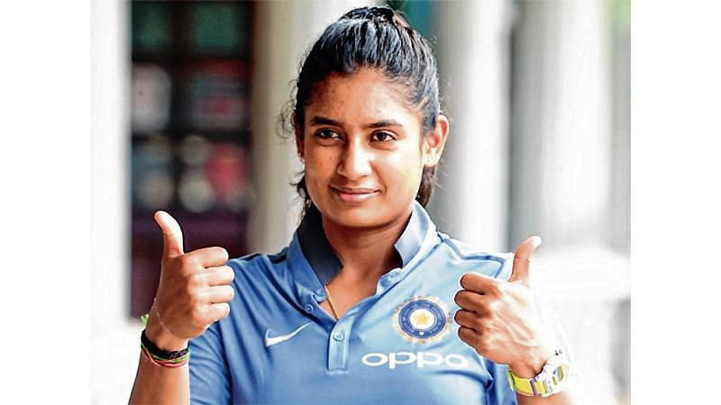 Mithali Raj is adjudged 'Sportsperson of the Year'