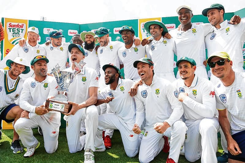 Proteas humiliates Aussies to take Test series 3-1