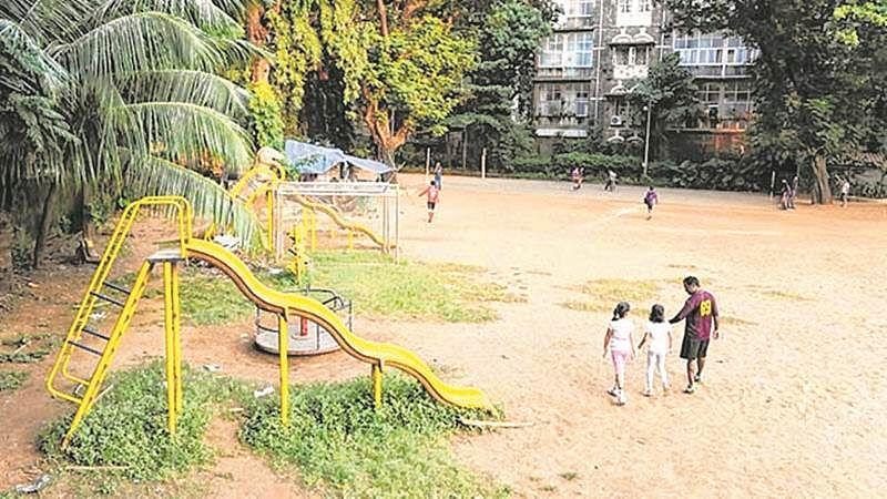 Mumbai: BJP says no to playground, wants market instead