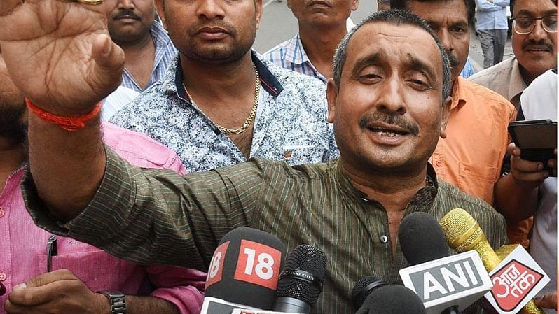 Unnao rape victim accident case: CBI drops murder charges against ex-BJP MLA Kuldeep Singh Sengar