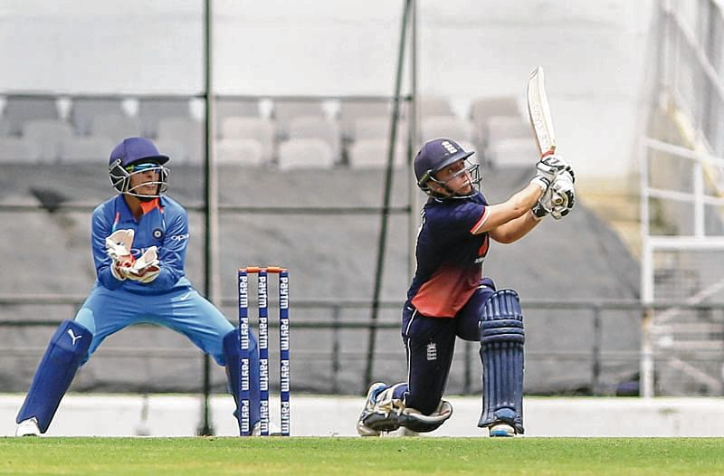 Mandhana propells Indian Eves win over England