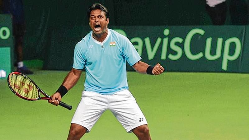 Paes creates world record in India's stunning win