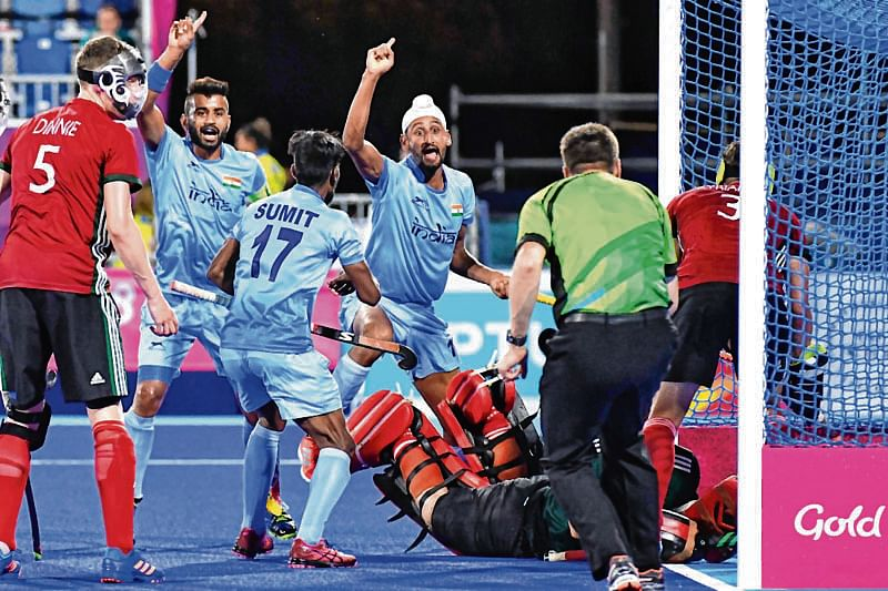 India's hockey teams enjoy success