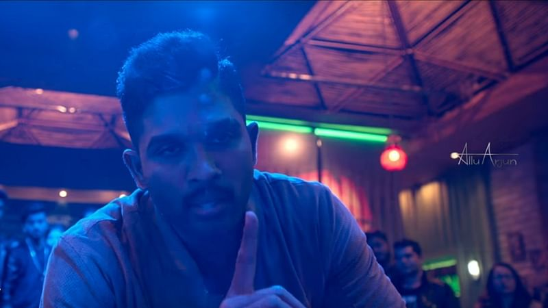 Allu Arjun brutally trolled for 'Naa Peru Surya' dialogue; Read reactions