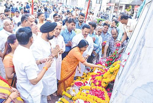 Medley of events mark Ambedkar Jayanti in city