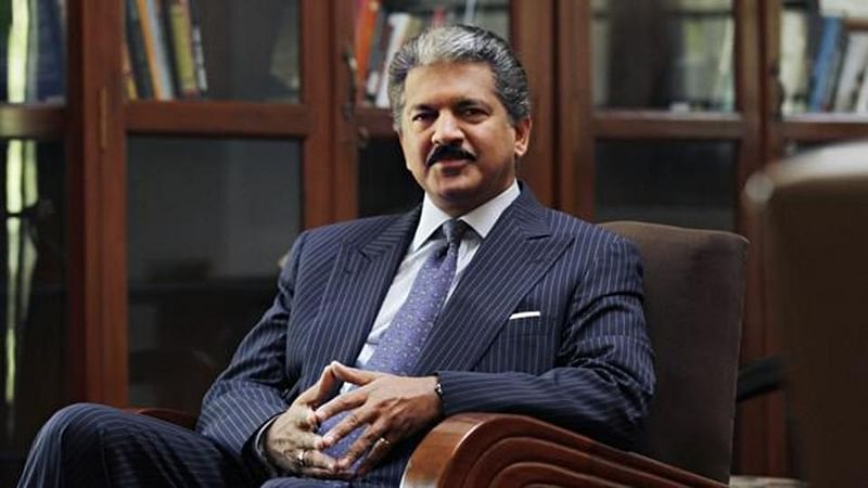 After helping baby-sit year-old grandson for a week, Anand Mahindra salutes working woman with insightful tweet