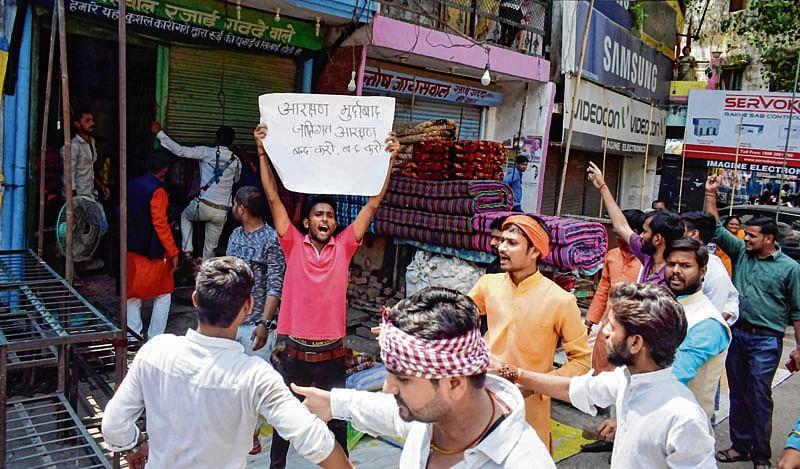 Bharat bandh: Virtually no impact on ground