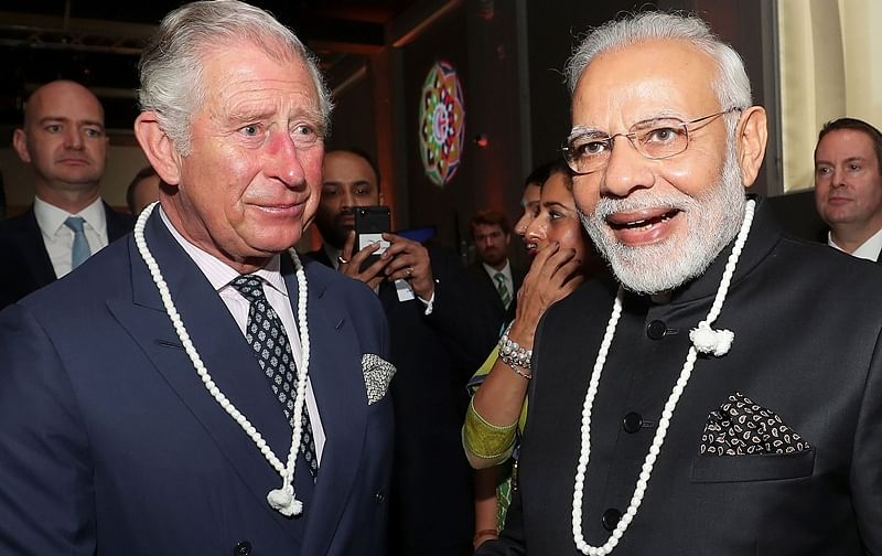 Prince Charles' office confirms his 10th official visit to India in November