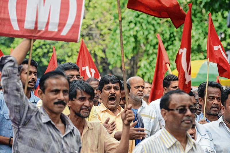 CPI(M) slams Trinamool Congress for violence in West Bengal panchayat polls