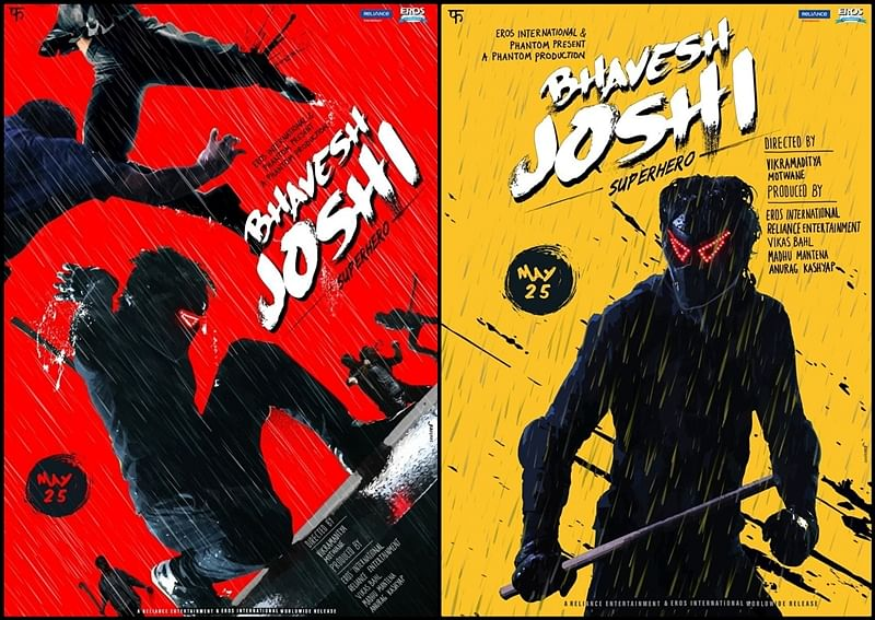 The promos of Bhavesh Joshi Superhero showcases Harshvardhan Kapoor's spirit for justice in the film!