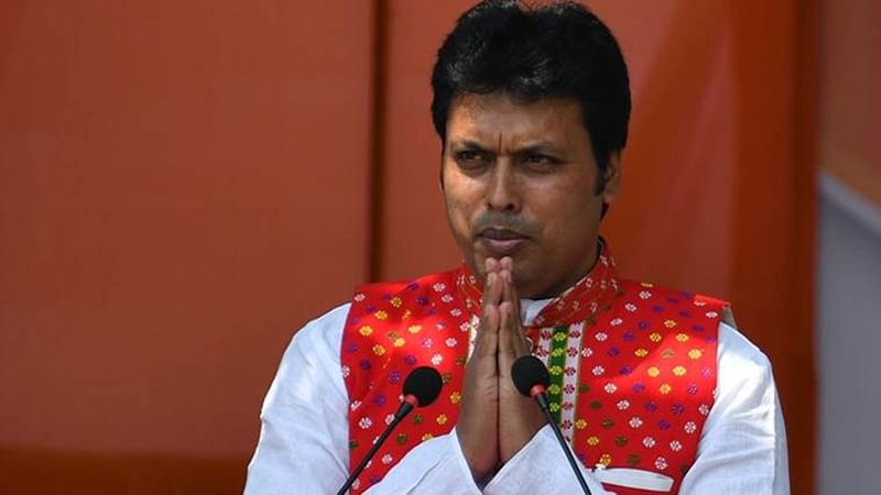 Myanmar based drug peddlers have hatched plot to kill Tripura CM Biplab Kumar Deb: BJP