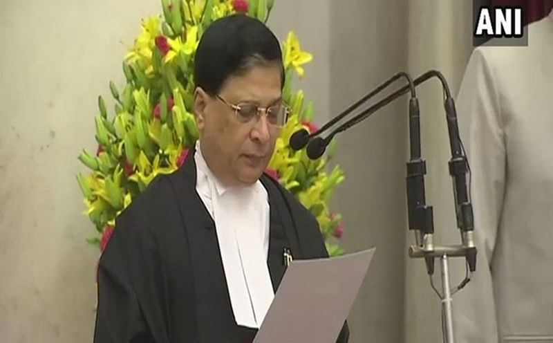 Impeachment row: Congress MPs withdraw plea challenging  rejection of Impeachment notice against CJI Dipak Misra