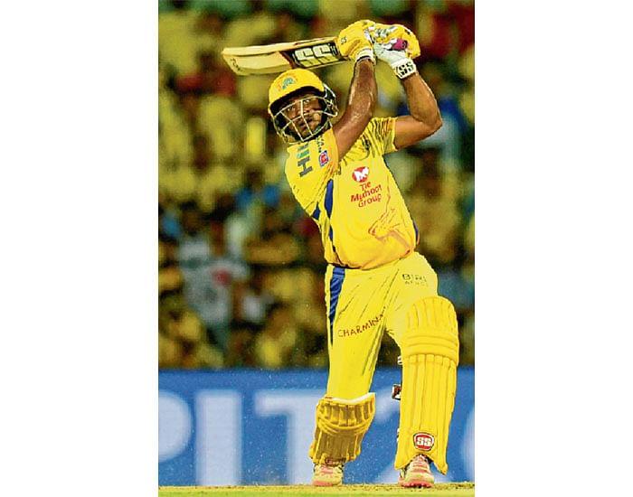 Chennai WINSCLIFF HANGER Russell powers KKR to 202 for 6 against CSK