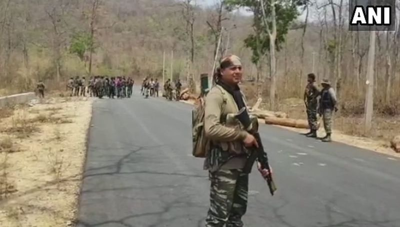 Chhattisgarh: Day before PM Modi's visit, IED blast by Naxals leaves 2 jawans dead, 5 injured