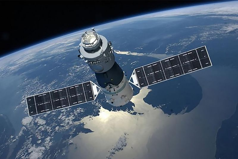 China's Tiangong-1 space lab crashes in Pacific Ocean