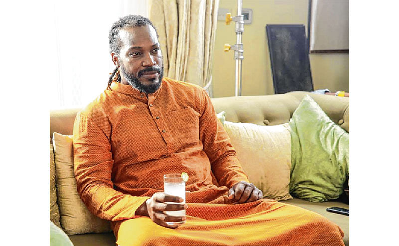 How 'out-of-cash'KXIP almost lost Gayle at IPL auction