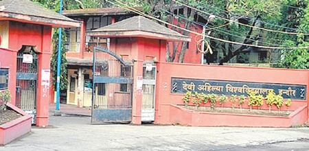 Indore: DAVV vice-chancellor launches second review rule again, Rs 1000 to be charged