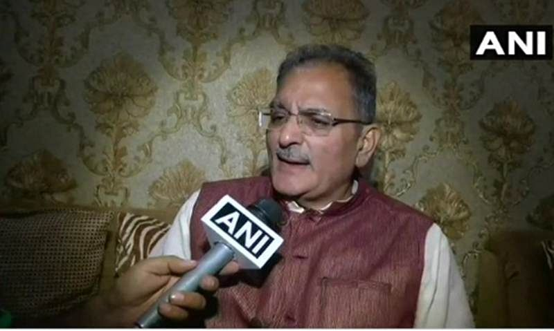 Jammu and Kashmir's new deputy CM 'Kavinder Gupta' calls Kathua rape a 'minor incident'