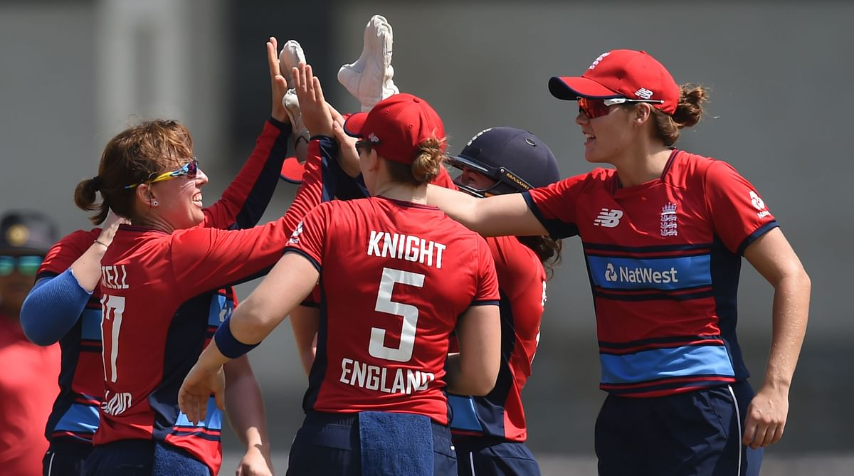 India vs England, 2nd women's ODI: England women thrash India by 8 wickets for series levelling victory