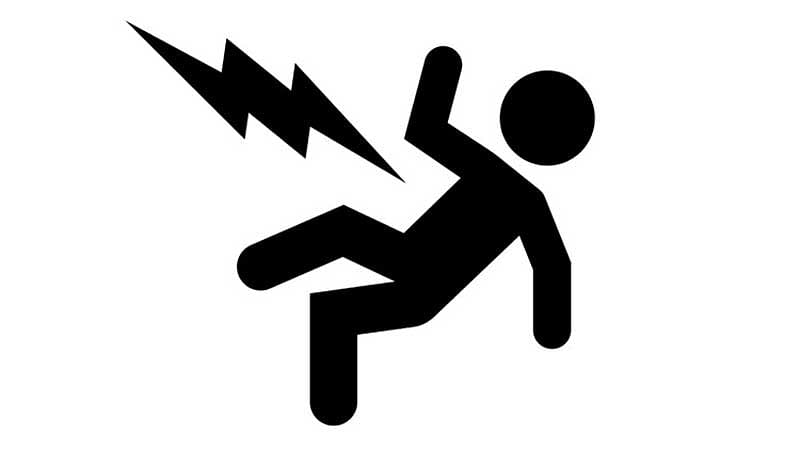 8-yr-old girl dies of electrocution on metal staircase