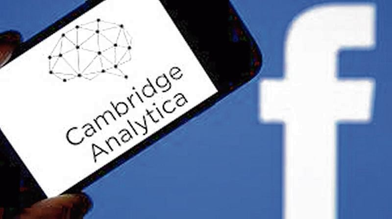 Cambridge Analytica response on data breach 'cryptic and evasive', finds govt