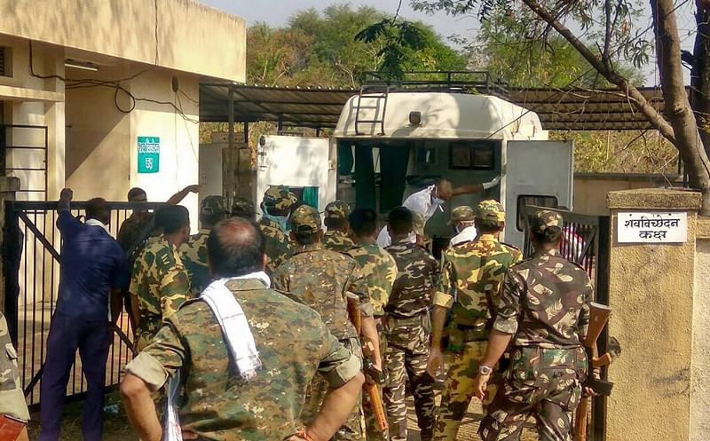 Naxals distribute pamphlets in Gadchiroli urging cops to stop patrolling