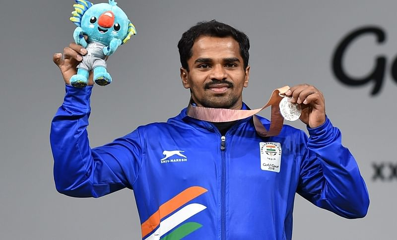 P Gururaja, weightlifter who bagged India's first medal at 2018 Commonwealth Games, has not had it easy