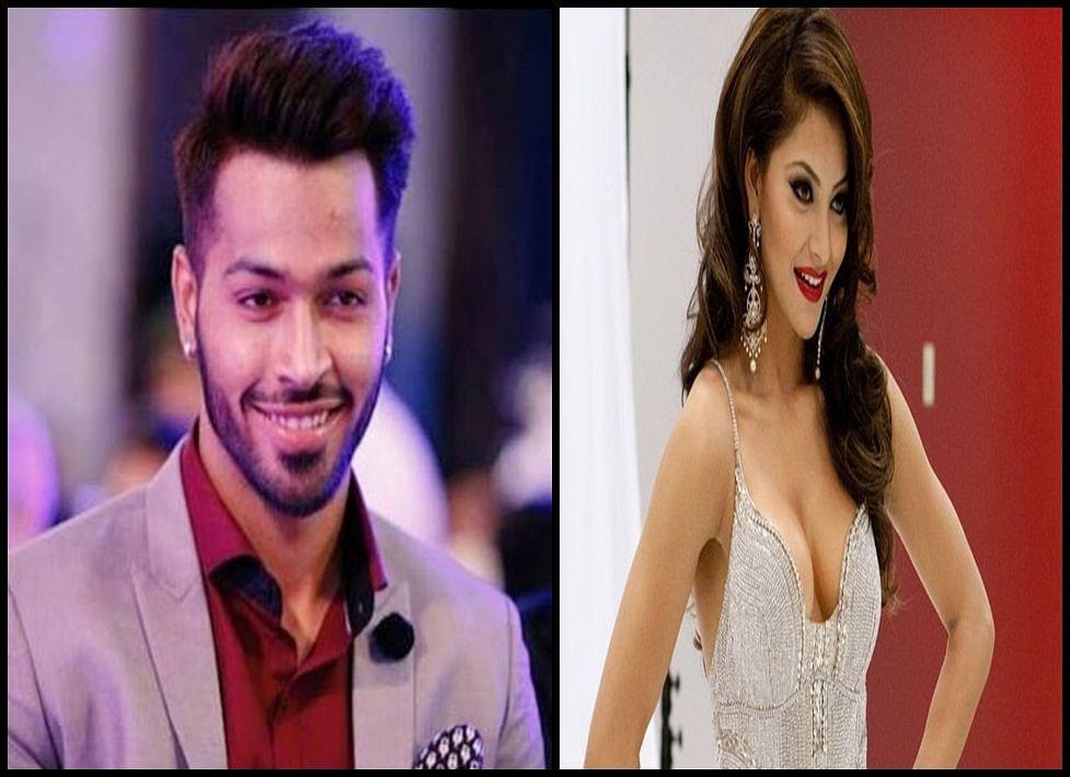 What? Mumbai Indians' Hardik Pandya is dating Urvashi Rautela and not Elli AvrRam?