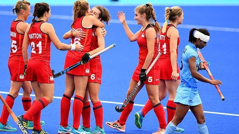 Commonwealth Games 2018: Indian women's Hockey team misses Bronze, thrashed 0-6 by England