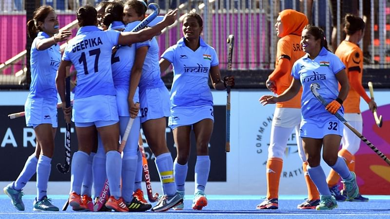 Commonwealth Games 2018: Indian women Hockey team thrash Malaysia 4-1 on Day 2