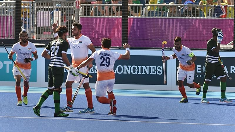 Commonwealth Games 2018 Day 3: India held to 2-2 draw by Pakistan in men's hockey