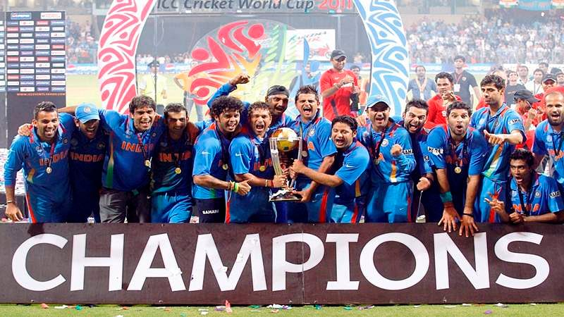 This Day, That Year: April 2, 2011! When MS Dhoni 'lofted' India to the World Cup