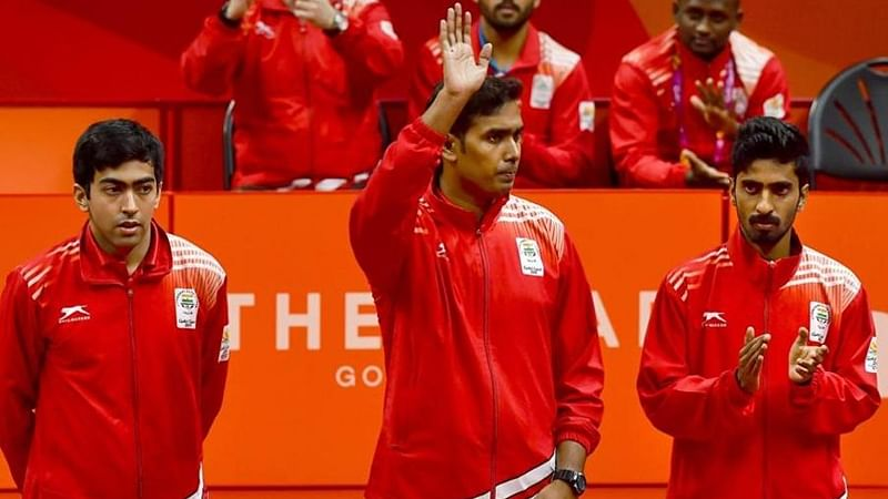 Commonwealth Games 2018 Day 5: After the women, Indian men's team wins gold in table tennis