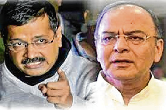Jaitley, Kejriwal move court to settle defamation case