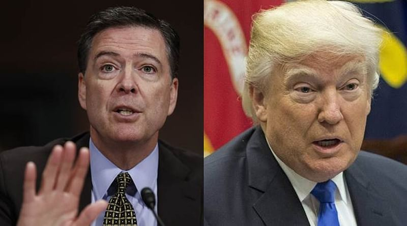 Former FBI chief James Comey compared Donald Trump to a 'mob boss' in ABC interview