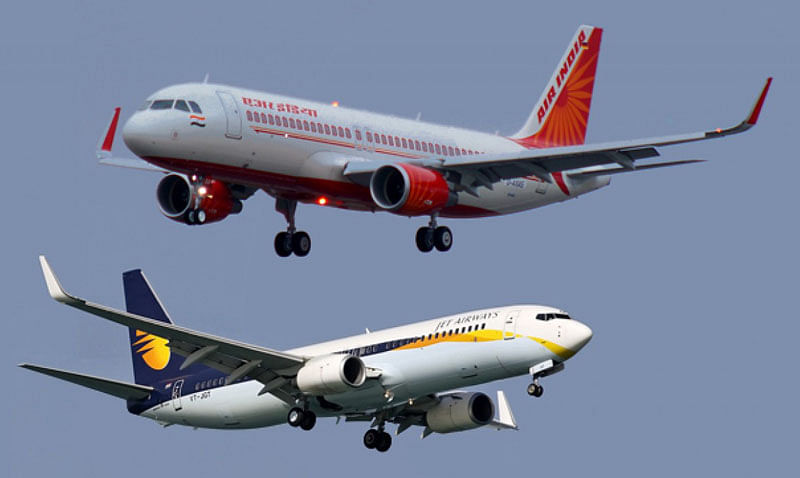 Jet Airways flies out of AI stake sale process