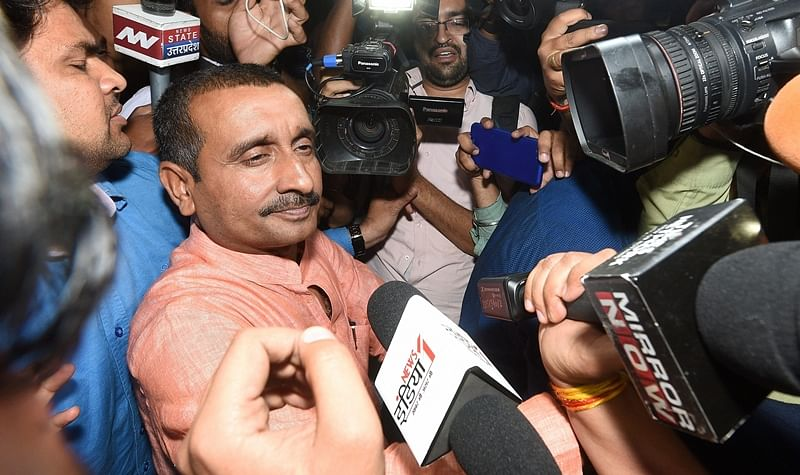 Unnao: CBI 'deliberately' didn't name MLA in murder case of rape survivor's dad, court told