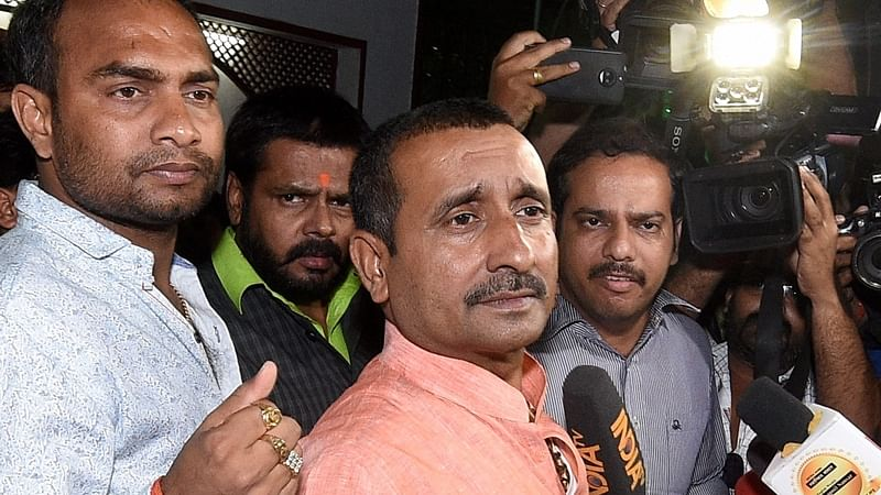 SC to transfer rape case involving BJP MLA Kuldeep Singh Sengar out of Unnao