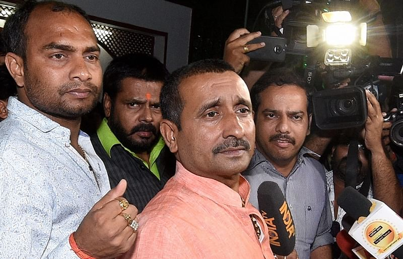 Unnao rape case: CBI files charge sheet against BJP MLA Kuldeep Singh Sengar