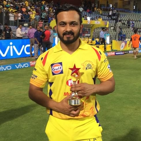 CSK vs RR IPL 20: Netizens troll Kedar Jadhav for another poor performance