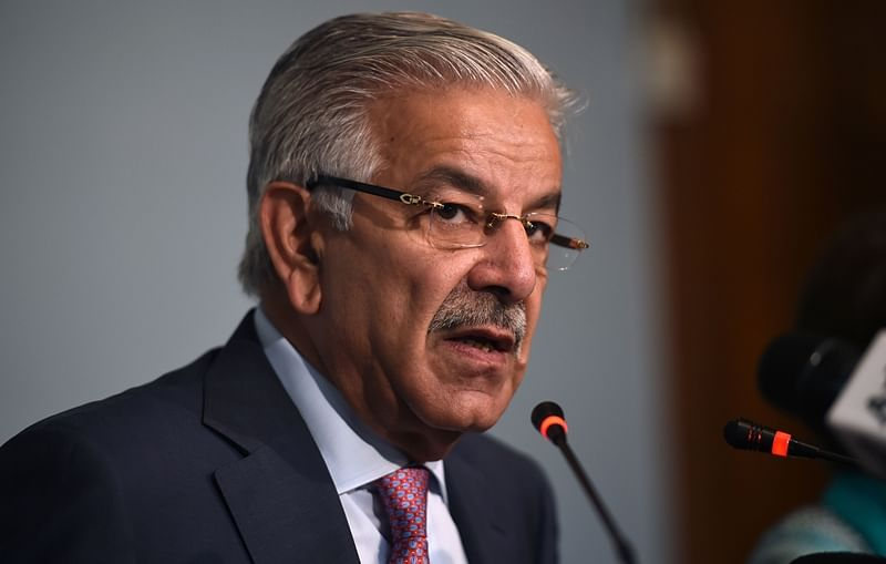 Islamabad High Court disqualifies Foreign Minister Khwaja Asif for holding foreign work permit