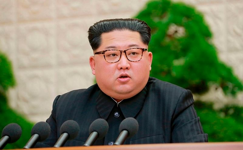 North Korea: Kim Jong-Un condoles death of bus accident victims