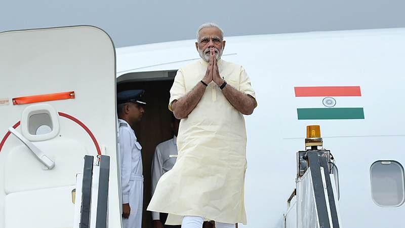 PM Narendra Modi leaves for five-day visit to UK, Sweden