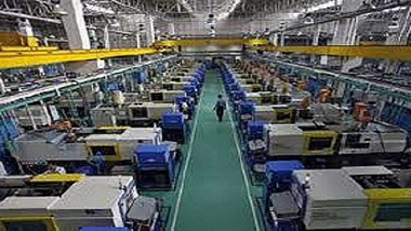 India's manufacturing sector growth falls to 5-month low in Mar: PMI