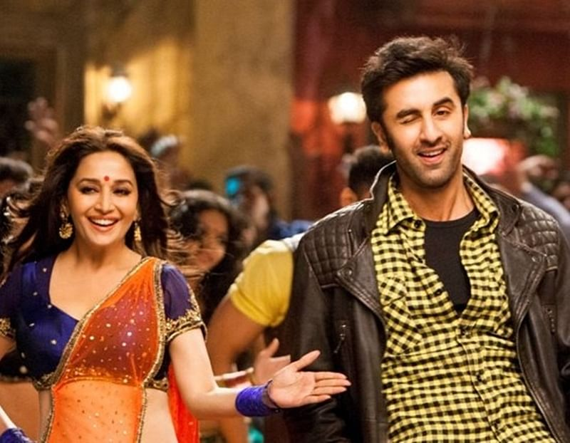Here's what 'fan' Ranbir Kapoor has to do with Madhuri Dixit's 'Bucket List'