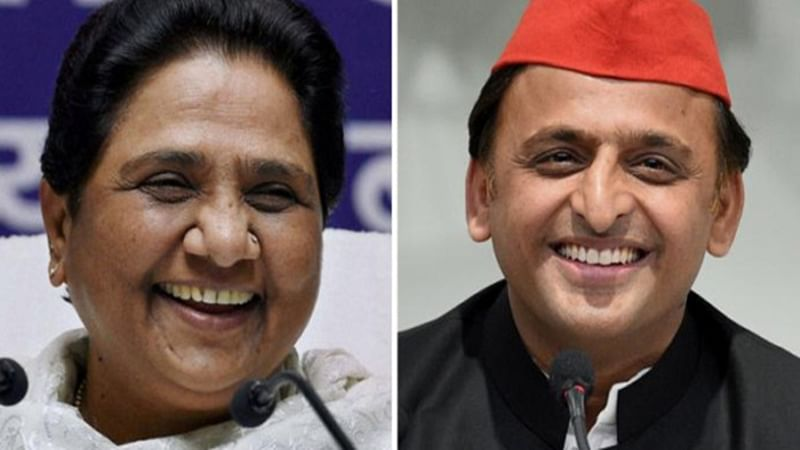 Is BJP responsible for arch rivals Yadavs and Jatavs coming together?