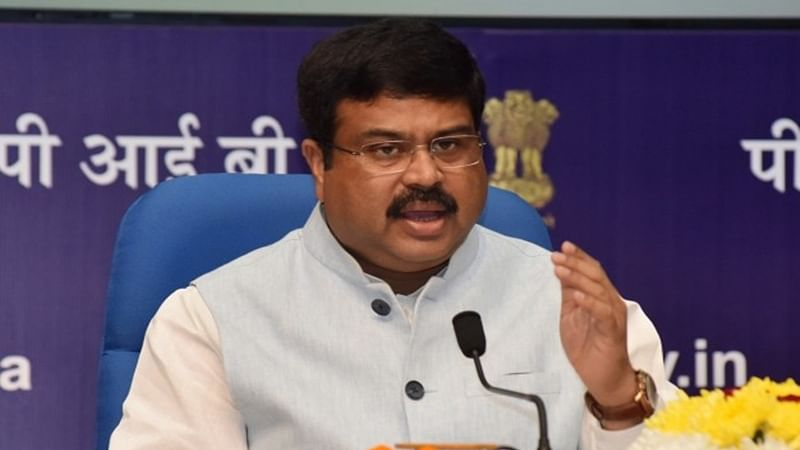 Minister for Petroleum and Natural Gas Dharmendra Pradhan